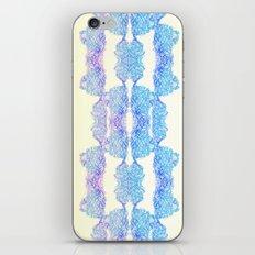 Geometric Swirls iPhone & iPod Skin