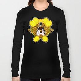 Bumblebee Queen Long Sleeve T-shirt