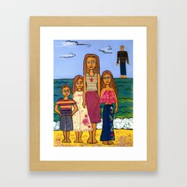 what is your life Framed Art Print