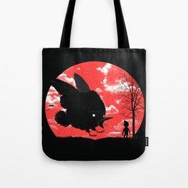 Angry Bird Tote Bag
