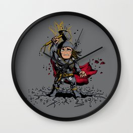 Thor Amateur Wall Clock