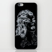 evolution iPhone & iPod Skins featuring Evolution by LNNDESIGN