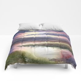 Intense Sky Comforters