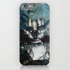 Tousled bird mad girl 2 Slim Case iPhone 6s