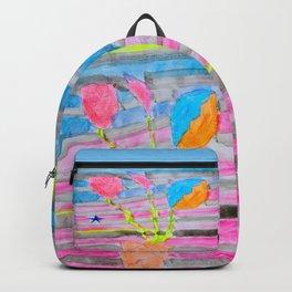 Yolo Love | Flower by Elisavet | #society6 Backpack