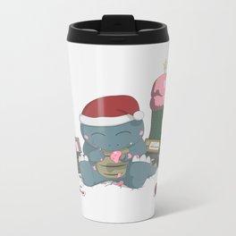Godzelato! - Series 6: Recycle your city Metal Travel Mug