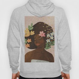 Afro Beauty Queen Hoody