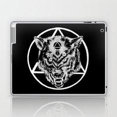 Staring wolf Laptop & iPad Skin