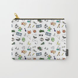 Spooky Doodles Carry-All Pouch