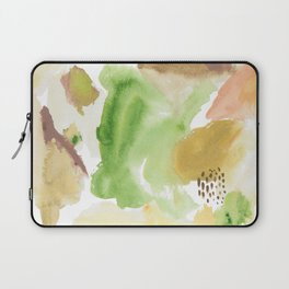 Fall Morning Abstract Laptop Sleeve