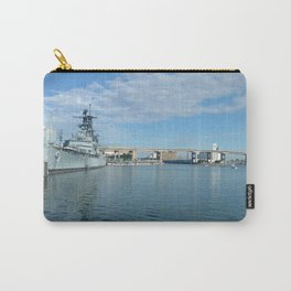 Buffalo Outer Harbor Carry-All Pouch
