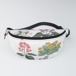 Vintage Botanicals Fanny Pack