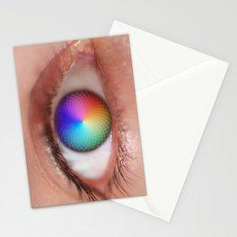 Pantone Eye Vision  Stationery Cards
