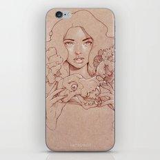 Buffalo Bill iPhone & iPod Skin