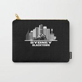 Sydney Blacktown Australia Skyline Carry-All Pouch