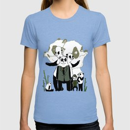 Sinon, un panda (7) T-shirt