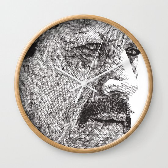 Danny Wall Clock