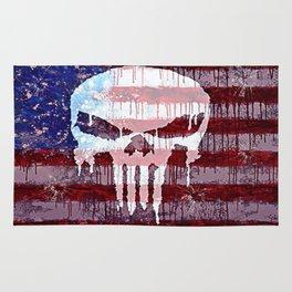 American Punisher Rug
