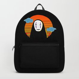 No Face a Lonely Spirit Backpack