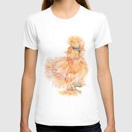 Silkie Chicken - Sweet Potato T-shirt