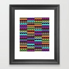 Mix #576 Framed Art Print