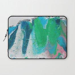 pastel fluid art Laptop Sleeve