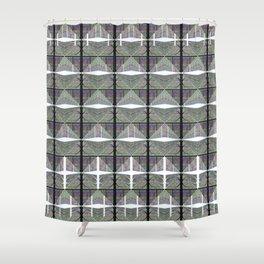 Chip Ville Chirps Shower Curtain