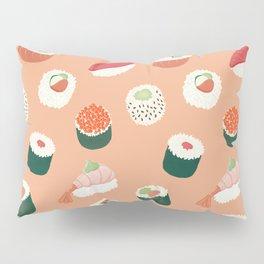 Sushi rolls Pillow Sham