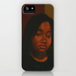 Lisa iPhone Case