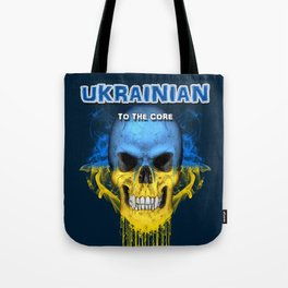 To The Core Collection: Ukraine Tote Bag
