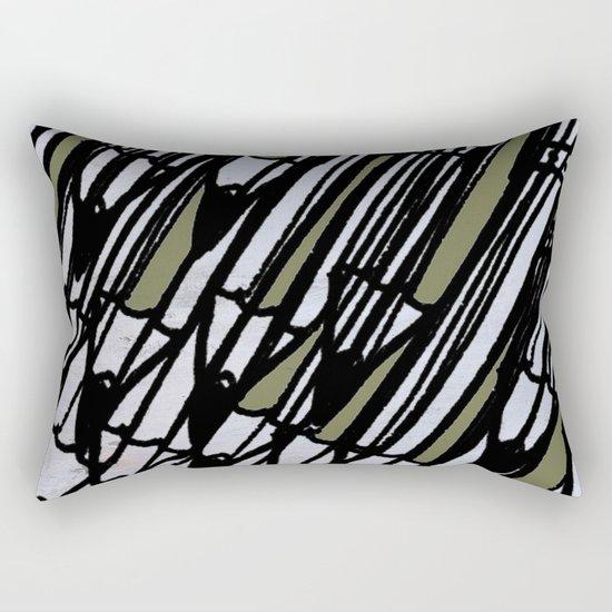 Pencils Rectangular Pillow