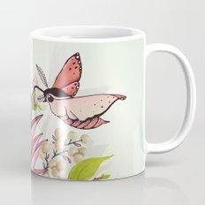 Glam Tropical - silver version Mug