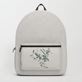Olea Europaea - Black Olive Backpack