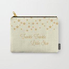 Twinkle Twinkle Little Star Carry-All Pouch