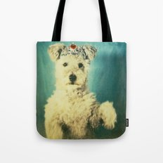 le Queen Tote Bag