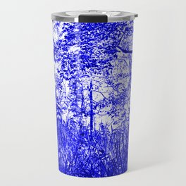 The Blue Forest Travel Mug