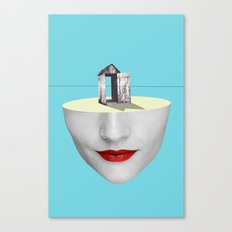 Escape (2012) Canvas Print