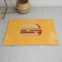 FAST FOOD / Burger Rug