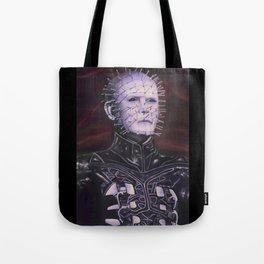 Hellraised Tote Bag