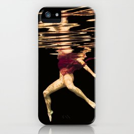 Behind the Mask 8 iPhone Case