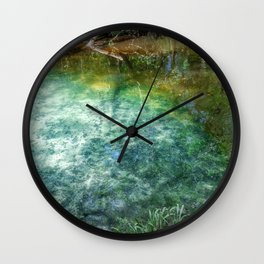 Infuse Wall Clock