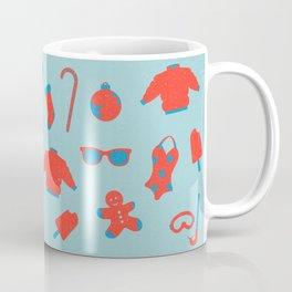 Happy Sunny Holidays Coffee Mug