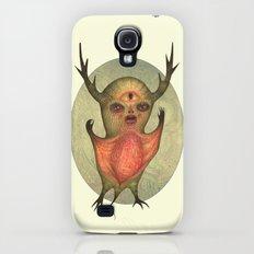 The Green Vampire Stag Creature Galaxy S4 Slim Case