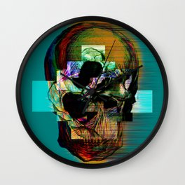 Hacked Selfie Wall Clock