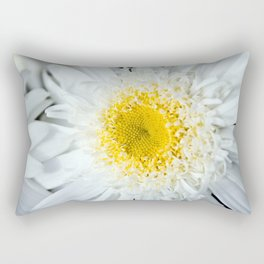 Daisy Heart Rectangular Pillow