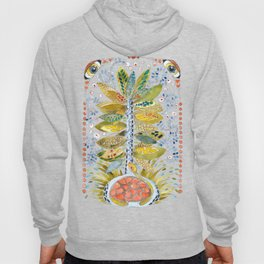 Turtle nest by the Tree Hoody