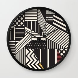 woodpecker Wall Clock