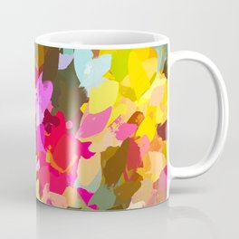 Winterberry #painting #colorful Coffee Mug