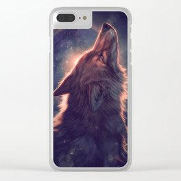 Dust Clears Clear iPhone Case