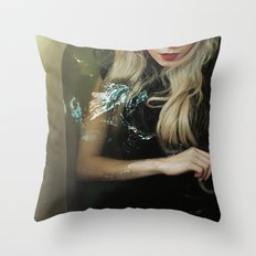 The Funeral Throw Pillow